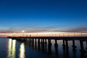 Mordialloc by Night